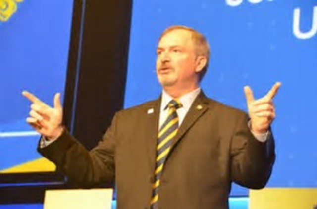 Steve A. Brown named national advisor.