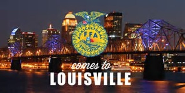 A record 65,173 FFA members, advisors and guests attend the 88th National FFA Convention