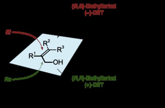 Reacciones de oxidación estereoselectivas