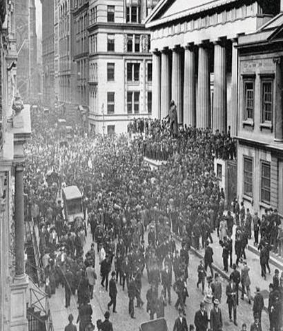 El Pánico de 1907