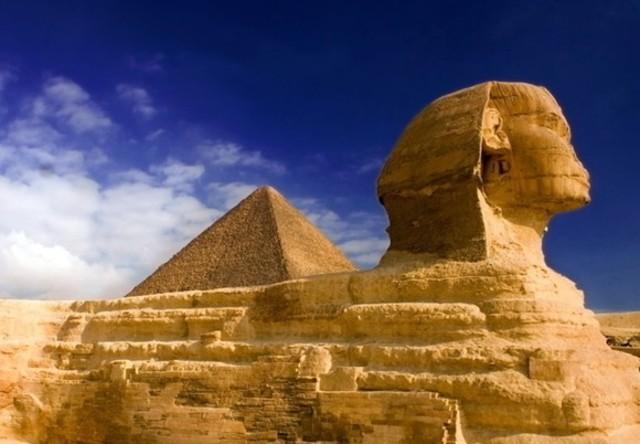Ahora los egipcios.