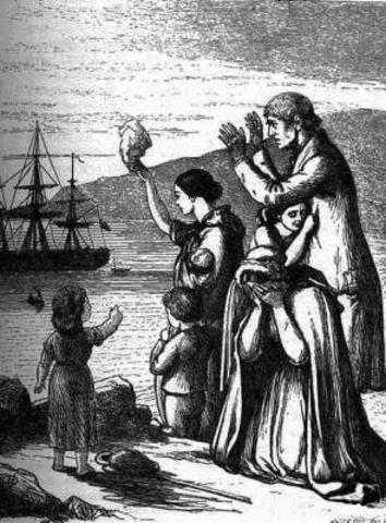 Great Famine (Irish Potato Famine)