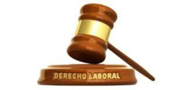 El derecho laboral siglo XIX-XX