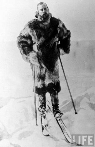 First to reach Antarctica Pole