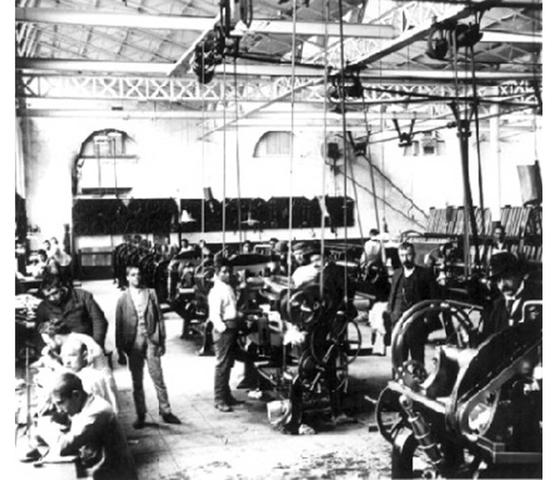 Reglamento General para Regir el Orden de Trabajo en las Fábricas Unidas del Valle de México