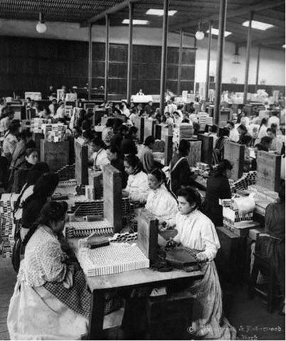 Primera Ley Federal del Trabajo