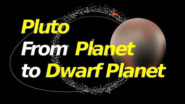 Pluto No Longer A Planet?