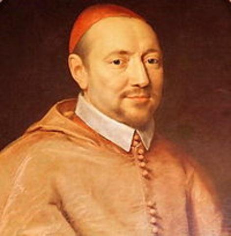 Cardenal Pierre de Berulle