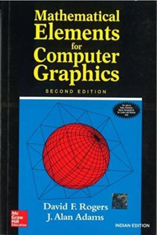 Publicación de Mathematical Elements for Computer Graphics