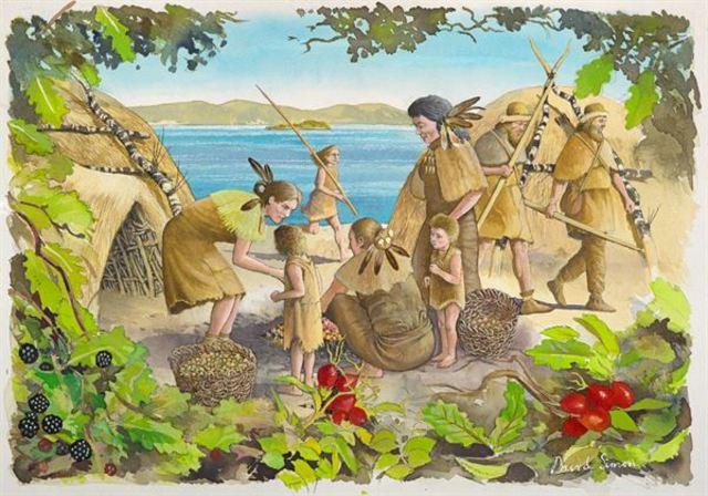 3.1: Fertile Crescent: First humans arrive
