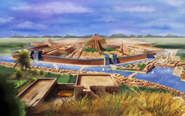 3.2: Mesopotamia-First city