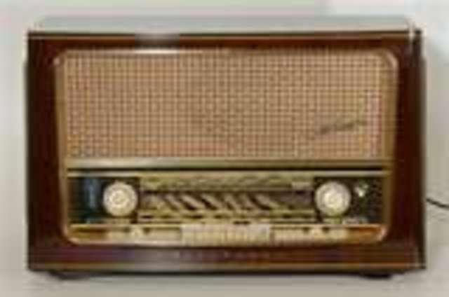 La radio animaba nuestras vidas
