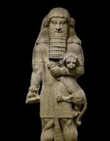 Uruk- The rule of Gilgamesh(3)
