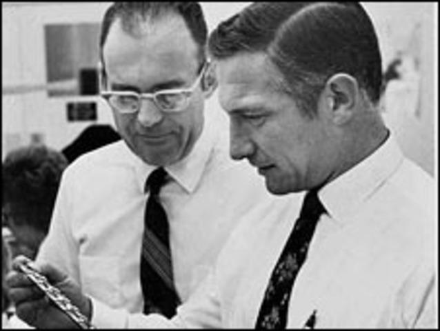 "El primer ""chip"" de computadora"
