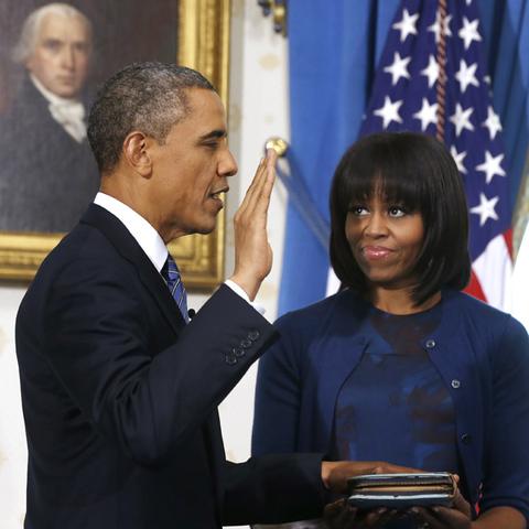 Barack Obama Became President