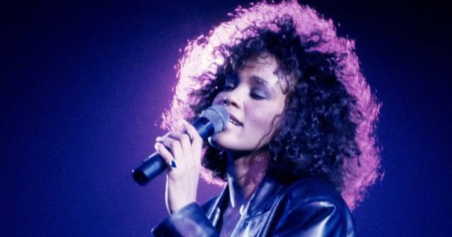 Whitney Houston Death