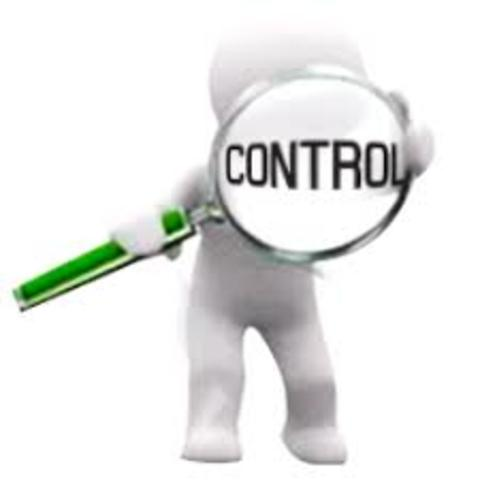 Retoma la importancia de la función de control