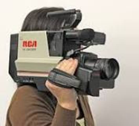 Camcorder Invented