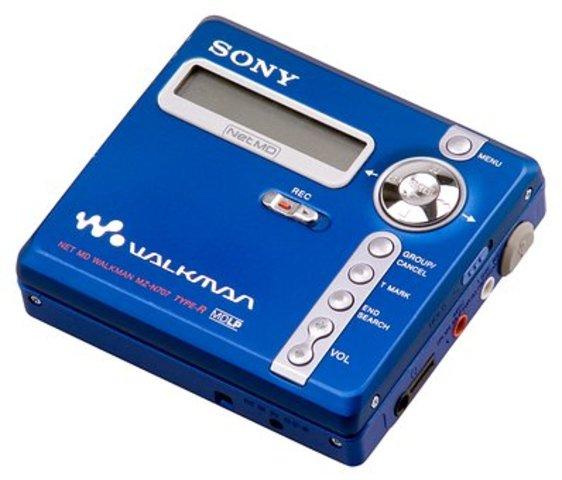 El Walkman de Sony