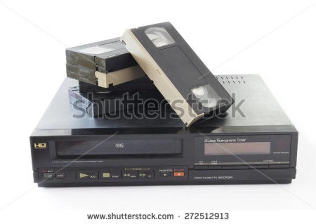 La grabadora de video
