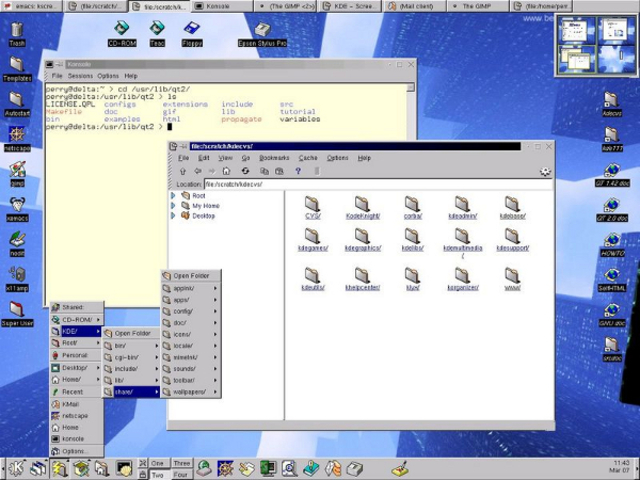 LINUX (1996)