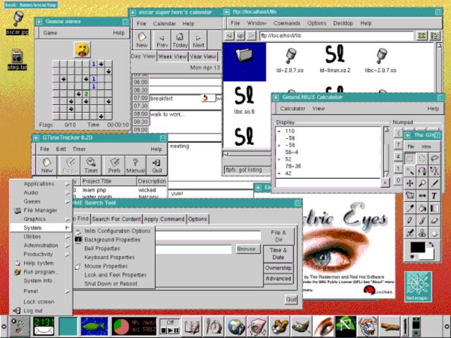 LINUX (1997)