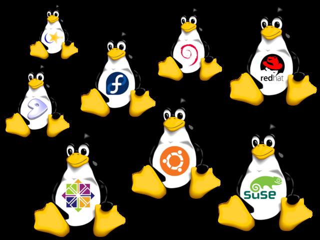 Primera versión de Linux disponible en Internet