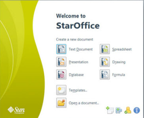 StarOffice para Linux