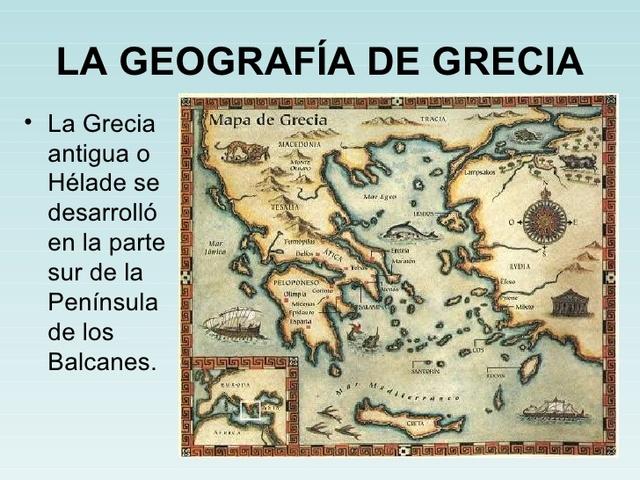 En Occidente, Grecia