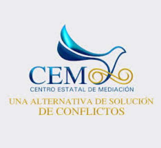 En puebla se autoriza la creación del Centro Estatal de Mediación y Conciliación.