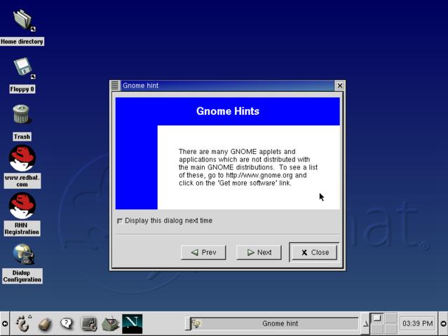 Se libera GNOME 1