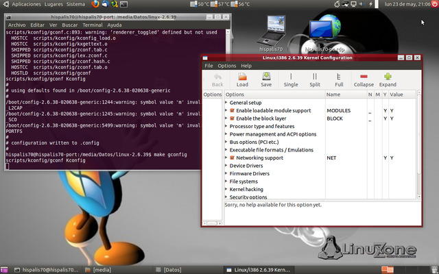 Serie 2.6 de Linux