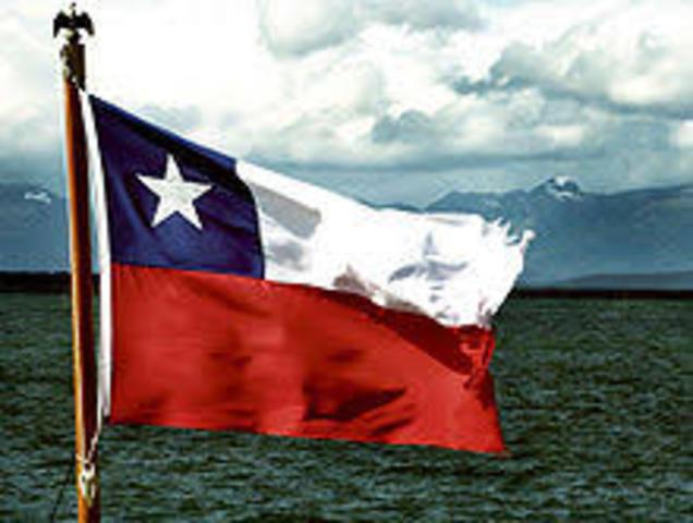 Retiro de Chile del Acuerdo de Cartagena.