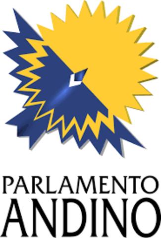 Creación del Parlamento Andino.