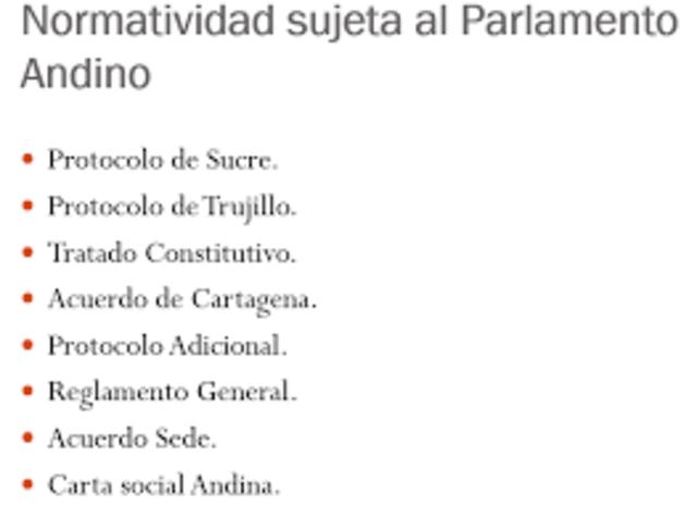 Se aprueba Protocolo de Sucre que incorpora el capítulo de relaciones externas, el de comercio de servicios, el de Miembros Asociados de la CAN y, adicionalmente, el tema de asuntos sociales.