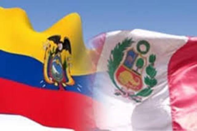 Suscripción del Acuerdo de Paz entre Perú y Ecuador y del Convenio de Aceleración y Profundización del Libre Comercio entre el Perú y Ecuador.