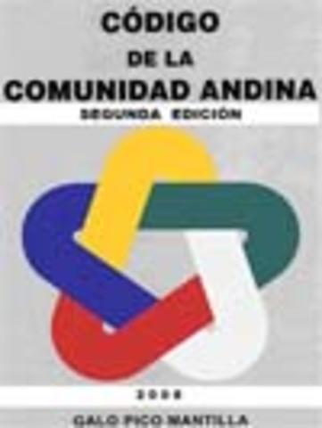 """Suscripción del Protocolo Adicional al Acuerdo de Cartagena """"Compromiso de la Comunidad Andina por la Democracia""""."""