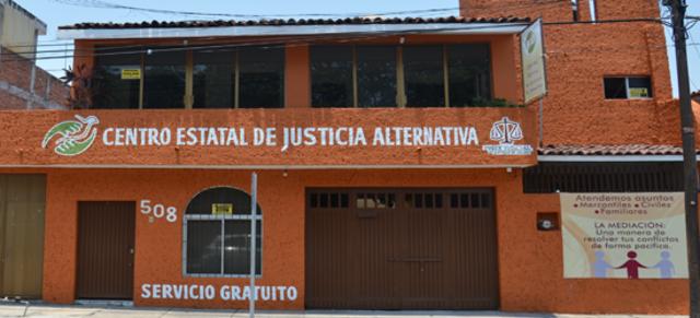 Centro Estatal de Justicia Alternativa de Colima