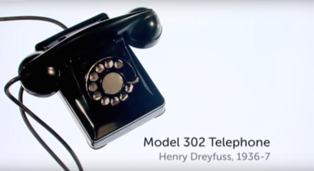 Teléfono Modelo 302