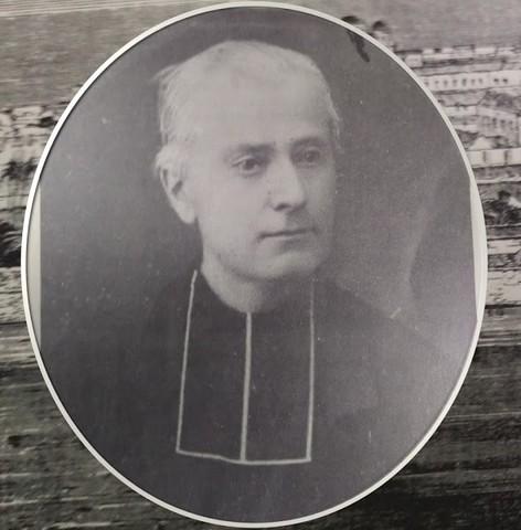 PADRE TEODORO HAMÓN