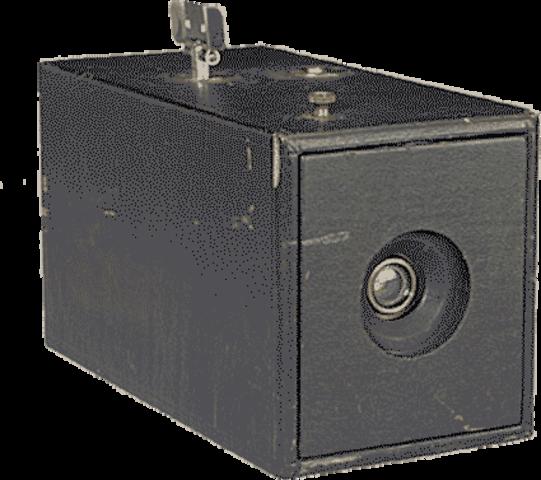 Kodak Camera Invented