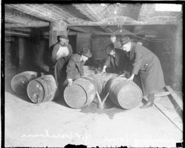 Prohibition laws are repealed in Ontario