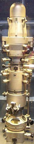 Microscopio eléctrico