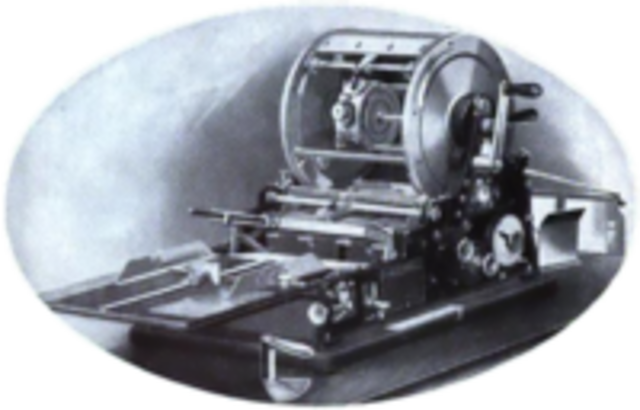 Mimeograph invented