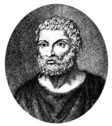 624 B.C.E -547 B.C.E