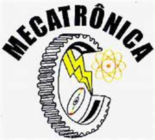 """Introducción del término """"Mecatrónica"""" por primera vez."""