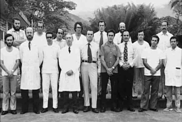 El posicionamiento y la consolidación de la cooperación técnica en salud mental (1964-1986)