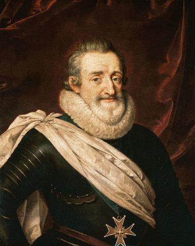 HENRIQUE IV DE FRANCIA