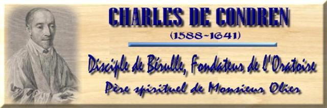 Muerte de Charles de Condren