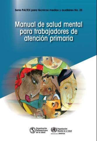 Manual Para Trabajadores De La Salud.